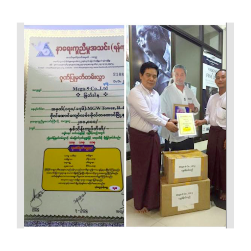 Contribution to Ayayarwaddy Division Flood Victoms 2015