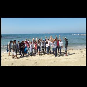 Staff Recreation Trip 2017 to Gaw Yin Gyi Island